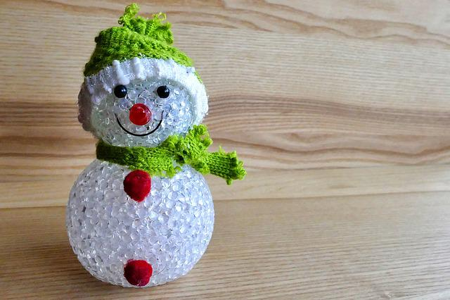 Free photo Snowman Decoration Christmas Free