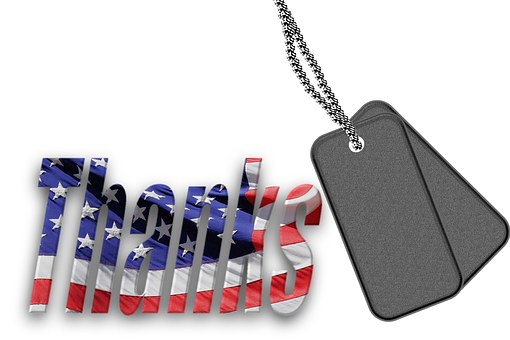 Usa, Dog Tags, Tags, Identification