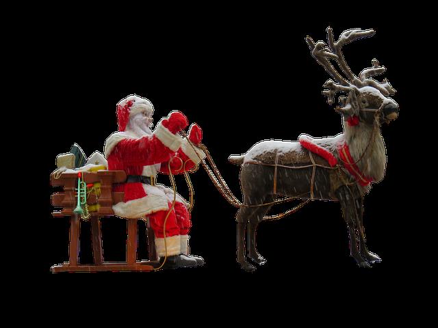Free Photo: Christmas, Santa Claus