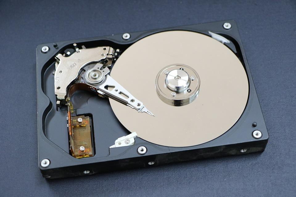 Plotnový Hard disk