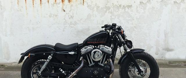 Moto harley davidson photo gratuite sur pixabay for Ouvrir garage moto