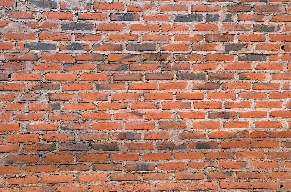 Pared Ladrillos Común · Foto gratis en Pixabay
