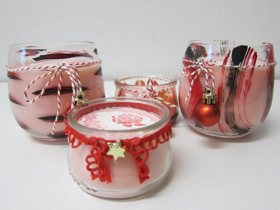 Image result for jar candle