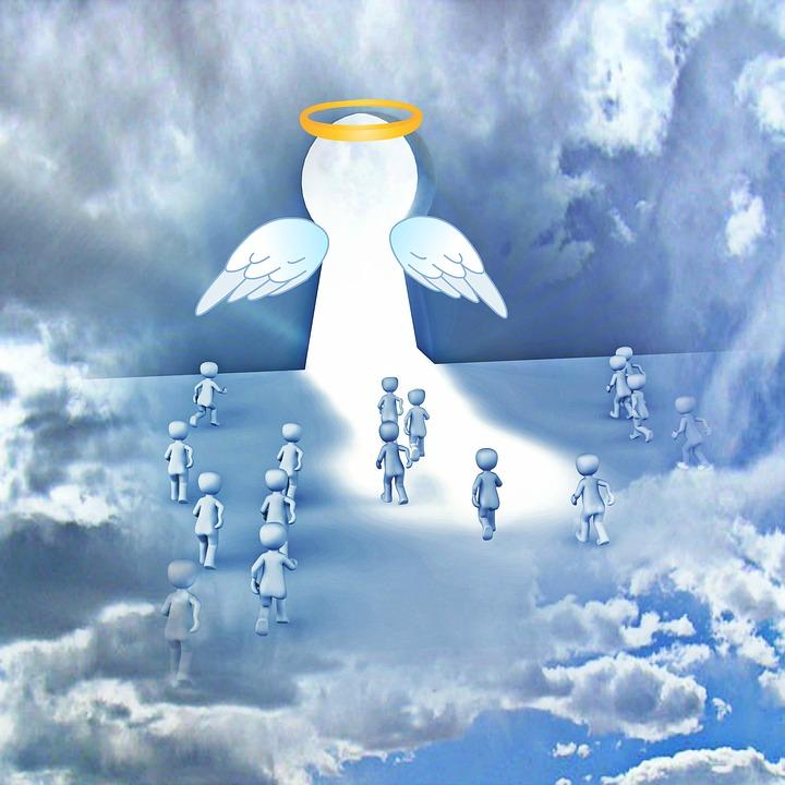 jasność, świętość, niebo