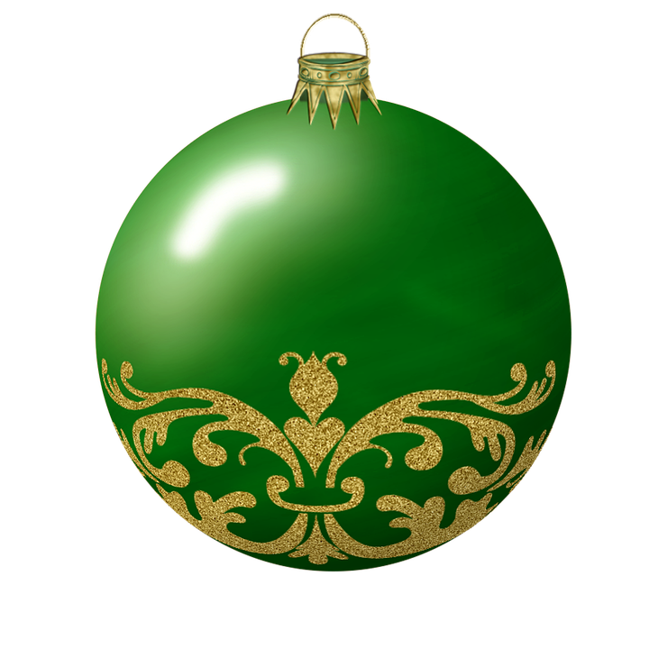Christmas Ornaments Box