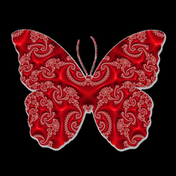 kostenlose illustration schmetterling rot fraktale kunst kostenloses bild auf pixabay 1073707. Black Bedroom Furniture Sets. Home Design Ideas