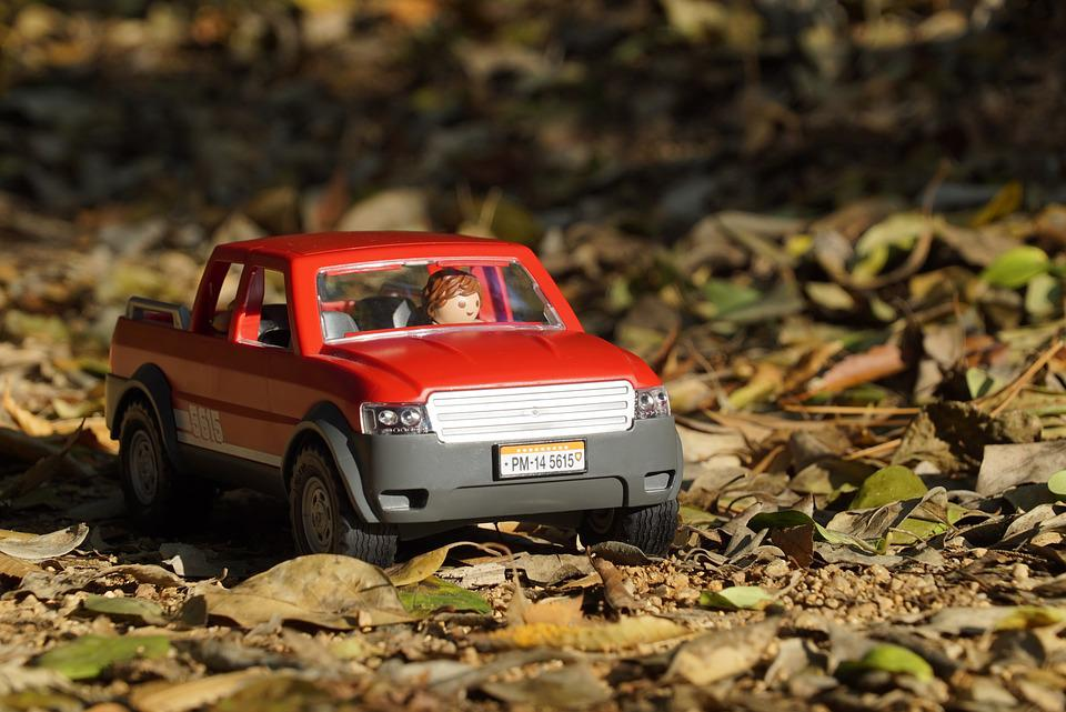Playmobil Off Road 4 Wheel Drive 183 Free Photo On Pixabay