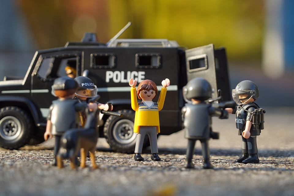 Police Playmobil Suppressors · Free photo on Pixabay