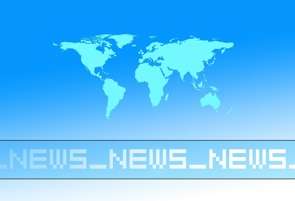 News Continents Global - Free image on Pixabay