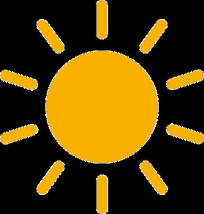 Sol Dag Ray - Gratis billeder på Pixabay
