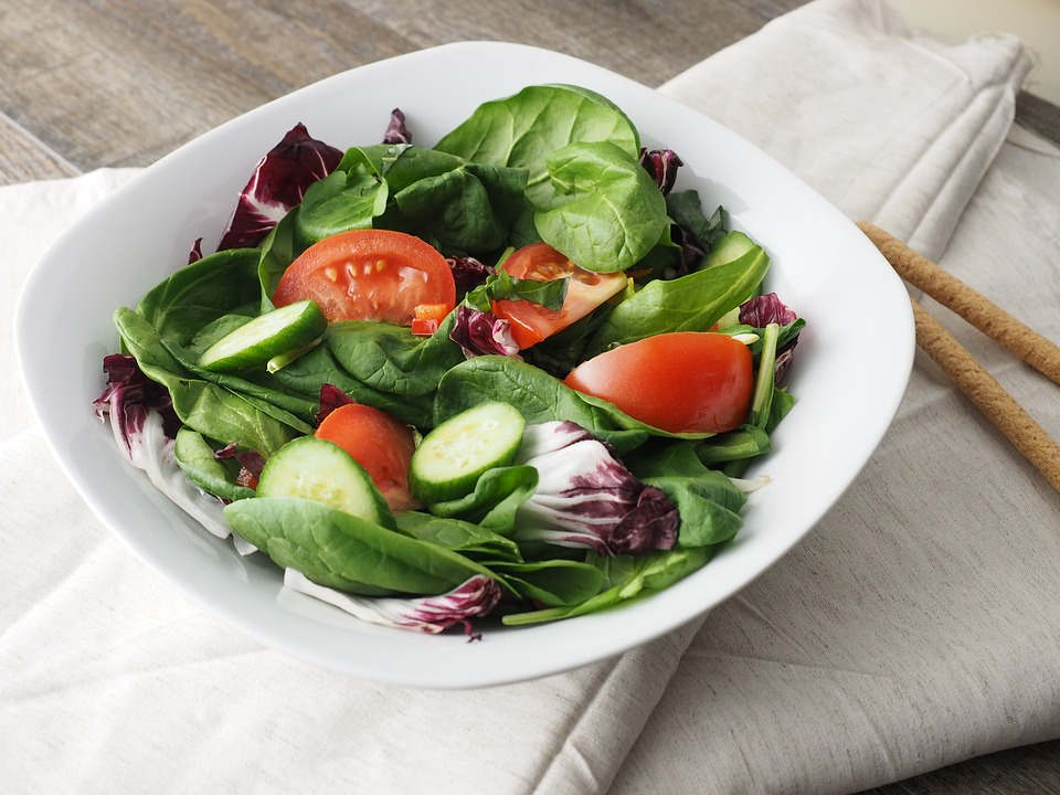 Insalata, Vegetale, Verde, Cibo, Sano, Dieta, Fresco