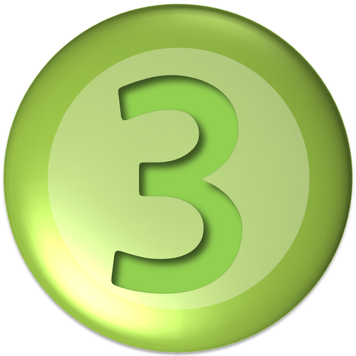 Numbers The Three Of Us Ball Free Image On Pixabay