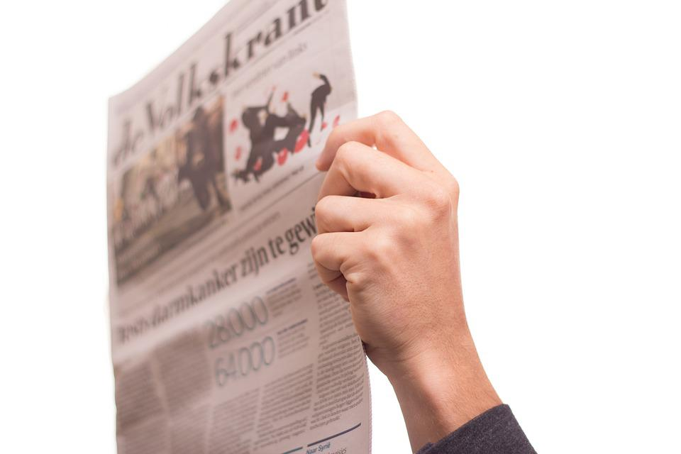 Newspaper People  Free Pictures On Pixabay