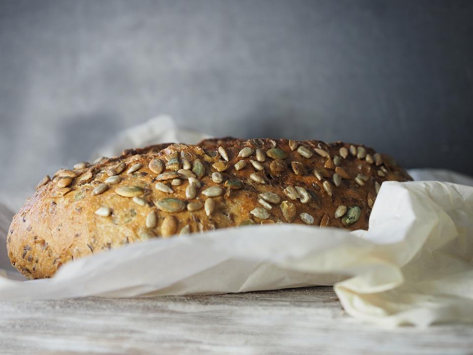 Bread, Grain, Seed, Food, Wheat, Bakery, Loaf, Whole