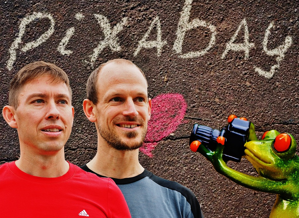 Pixabay, Team, Founder, Photo Shoot, Photograph, Men