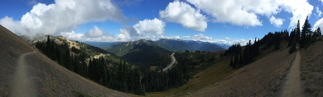 Mountain, Olympic National Park, Washington