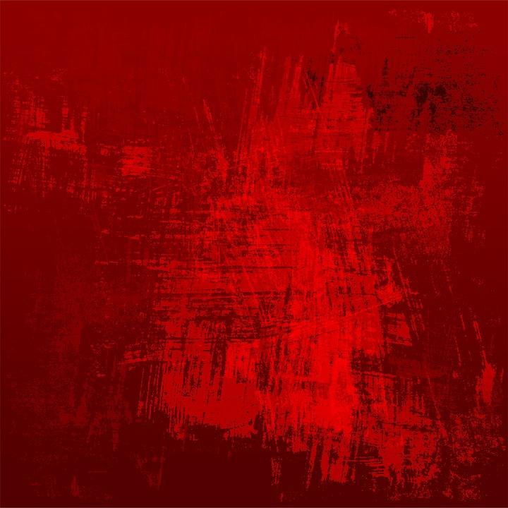 Illustration Gratuite Image De Fond Rouge Taches