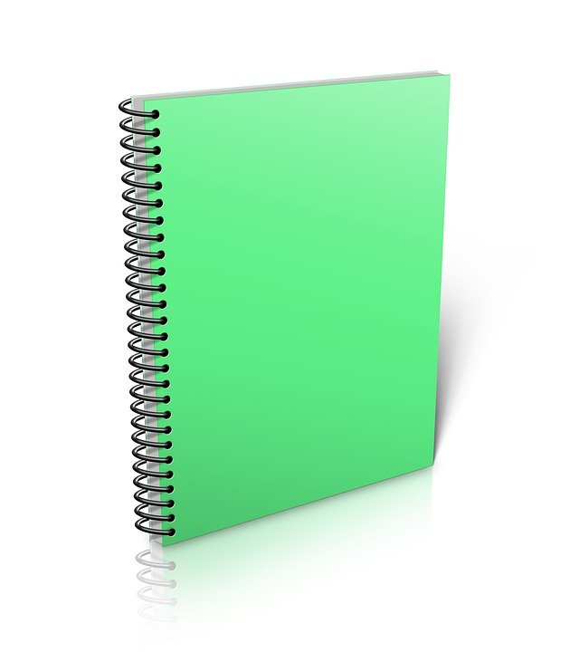 Free Illustration: Notebook, Book, Notebook Paper - Free Image On