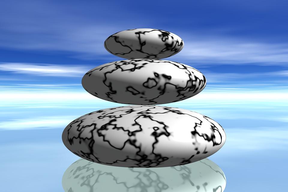 zen pierres pierres zen lquilibre tranquille