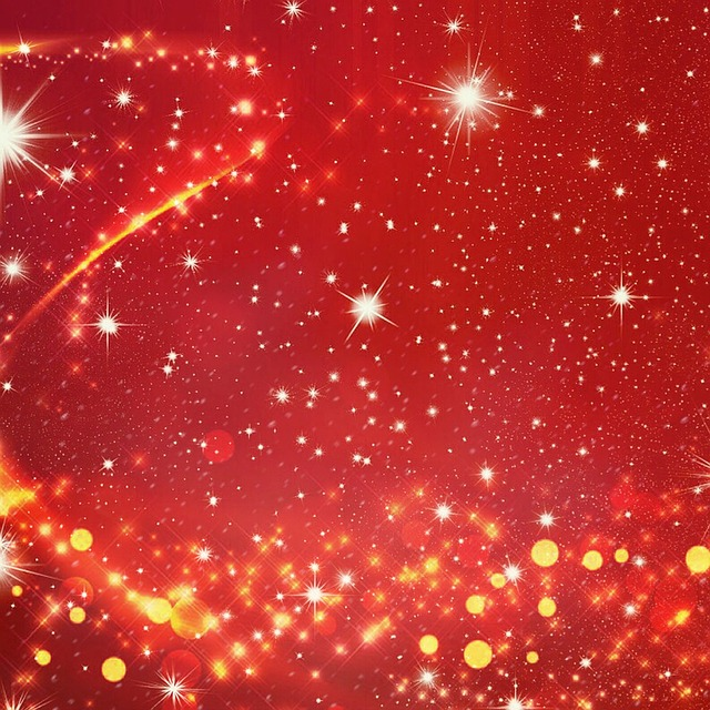 free illustration  background  christmas  red  gold
