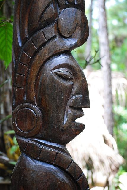 Belize Maya Wood 183 Free Photo On Pixabay