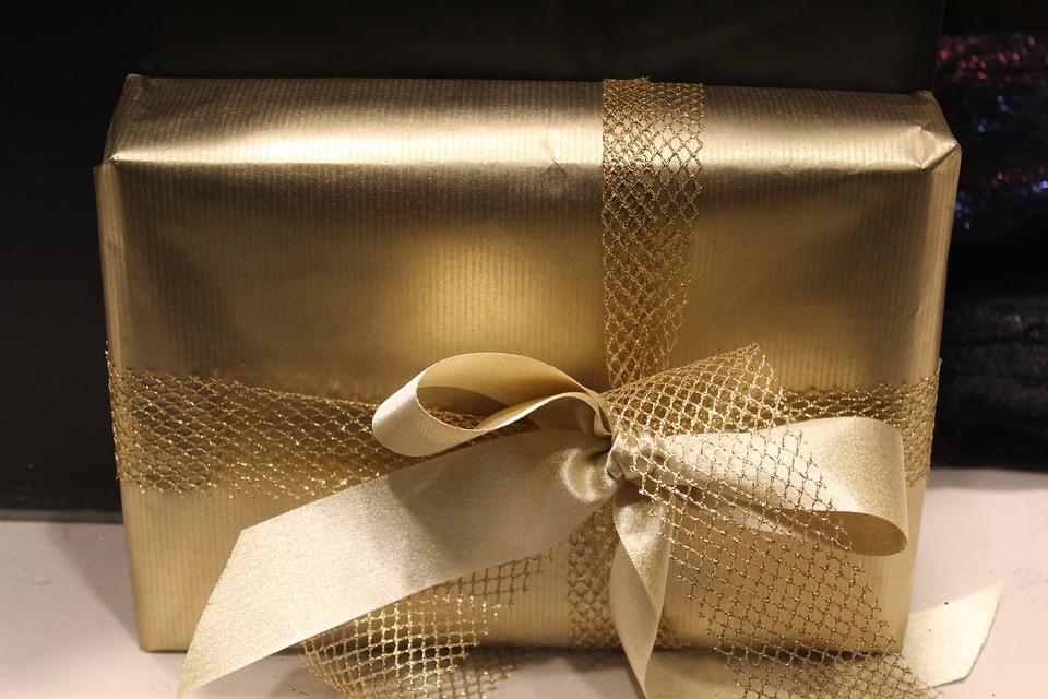 Geschenk Paket Band Kostenloses Foto Auf Pixabay