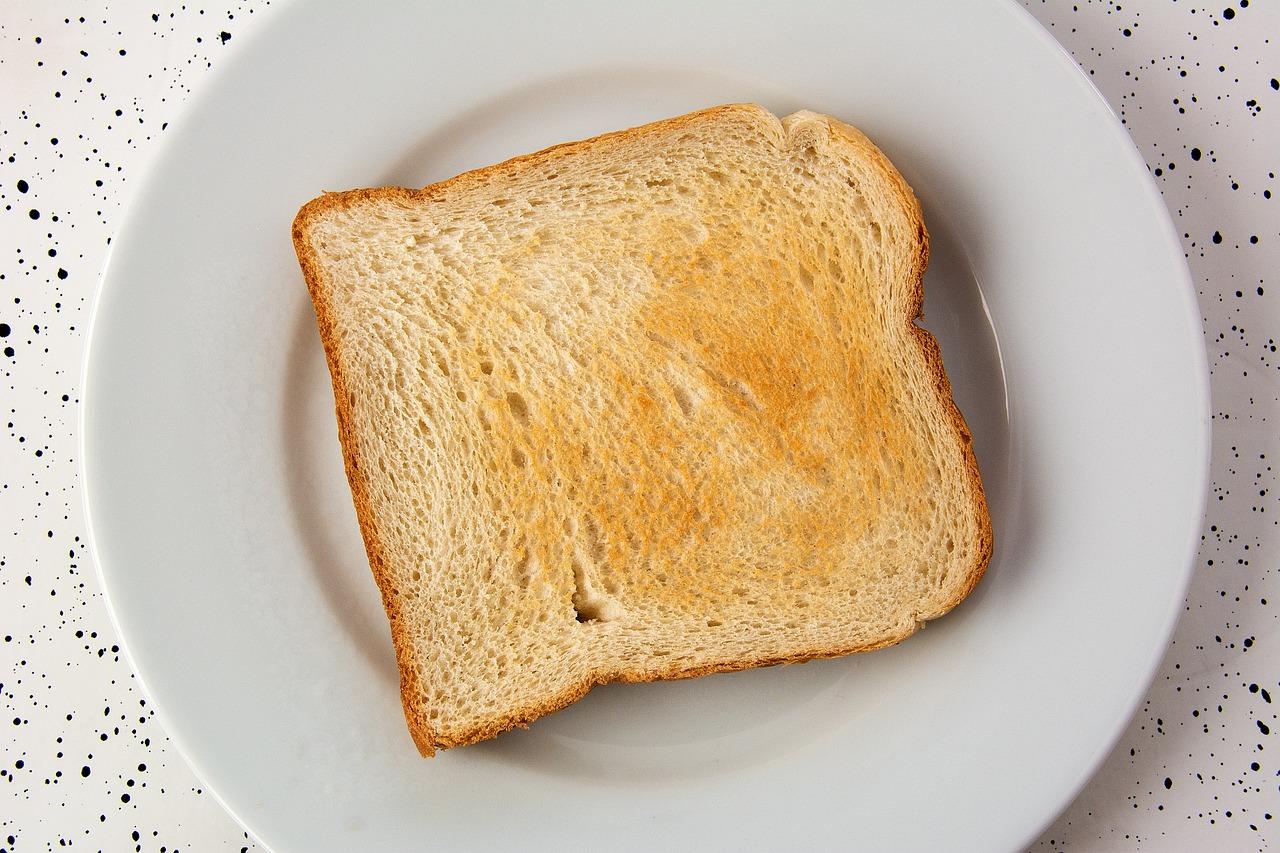 Тосты хлеб полезен