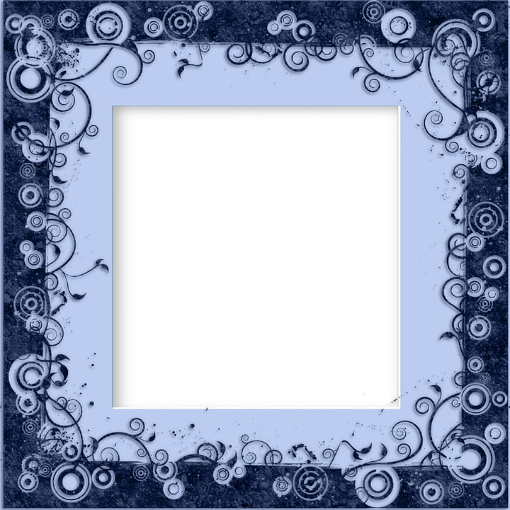 Frame Border Modern · Free image on Pixabay
