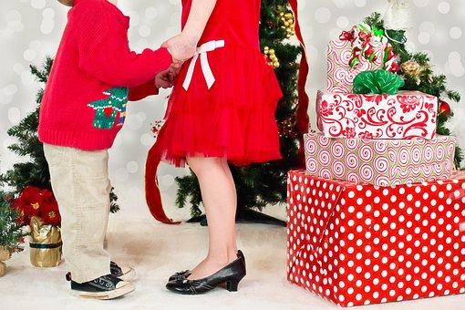 Giáng Sinh, Trẻ Em, Kỳ Nghỉ, Con