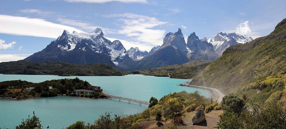 Torres Del Paine, Patagonie, Chili, Torres, Del, Paine