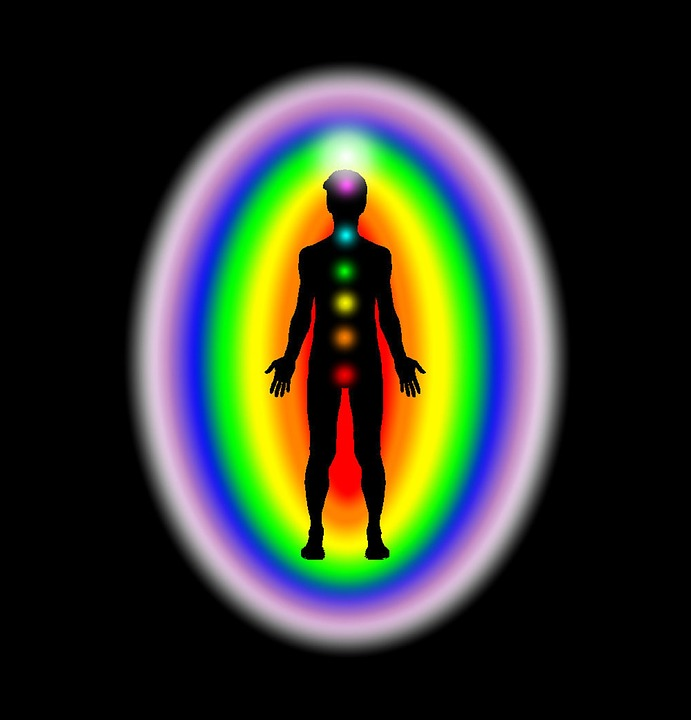 Aura, Chakra, Color, New Age, Center, Chakras, Human