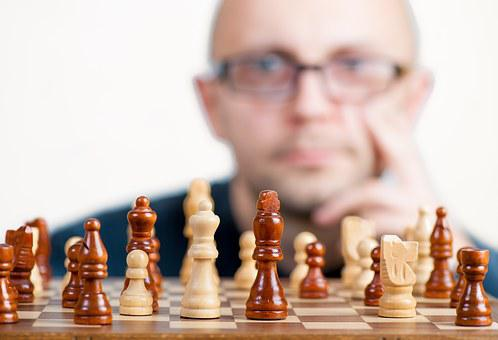 Strategy, Chess, Board Game, Win
