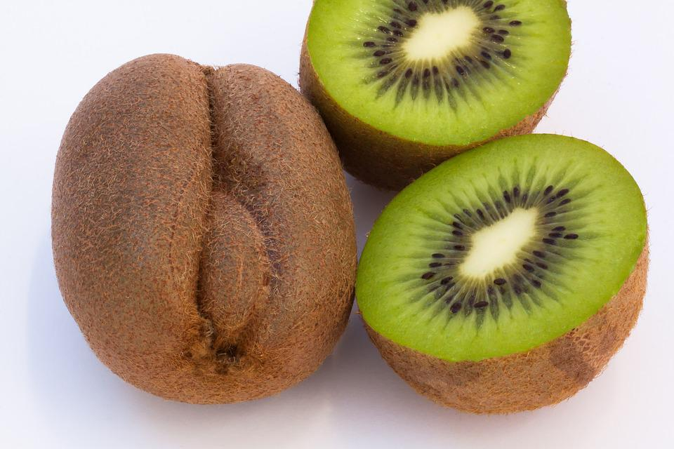 kiwi fruit healthiest fruit
