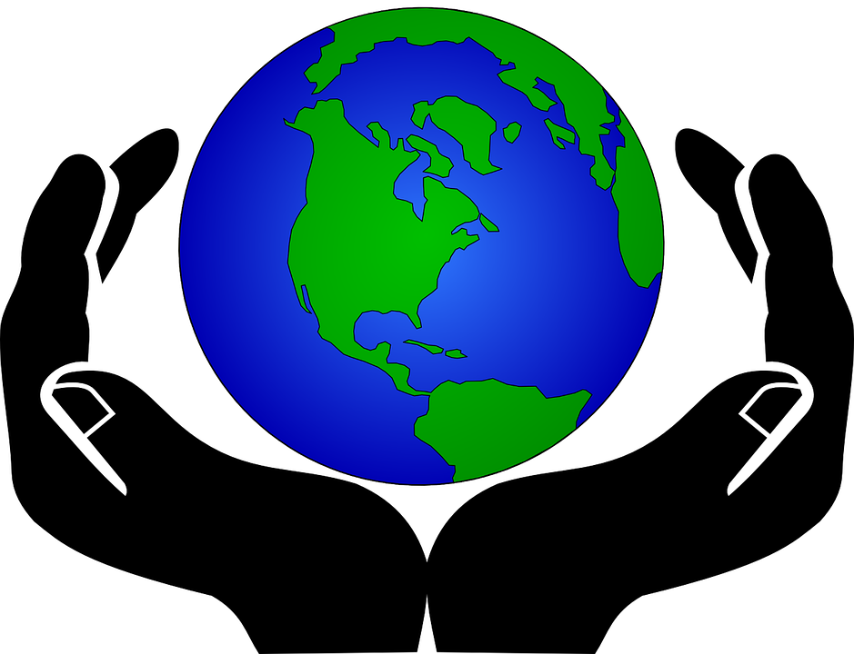Hands, Keep, Globe, Protection, Earth, Protect