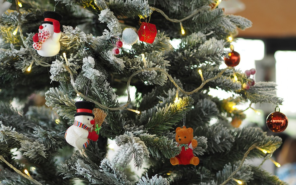 Der Weihnachtsbaum.Der Weihnachtsbaum Einen Kostenloses Foto Auf Pixabay
