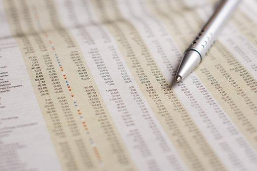 Giornale, Stock, Prezzo Delle Azioni