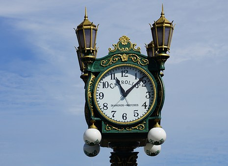 Clock, Pointer, Clock Face, Old