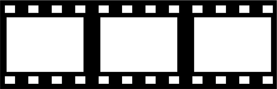 blue film frame clip art at clker com vector clip art online