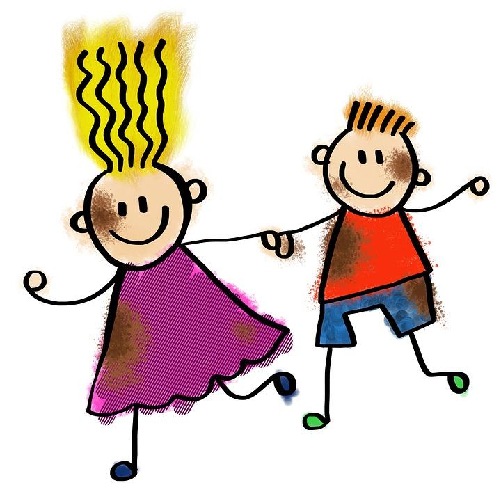 cartoon doodle sketch kids people children - Cartoon Drawings For Kids Free