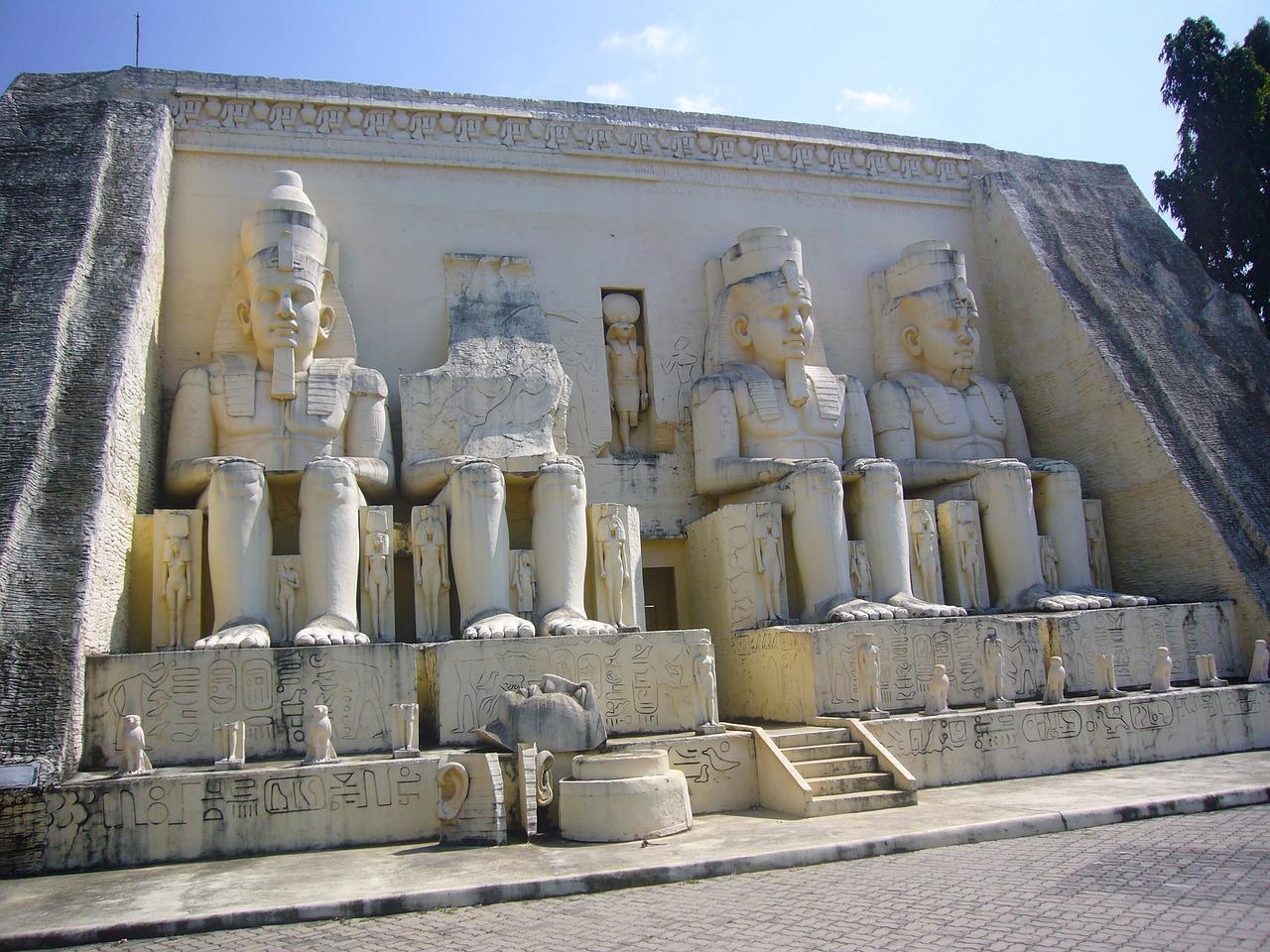 картинка дворец фараона
