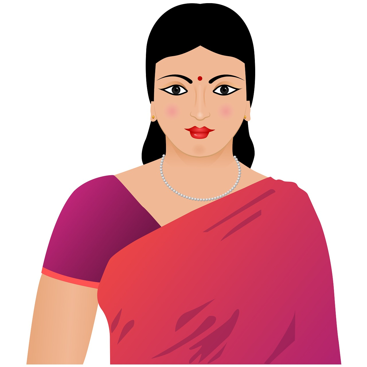 Indian Woman Girl - Free image on Pixabay