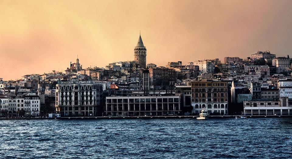 Free photo: Istanbul, Blue, Marine, Sky - Free Image on ...