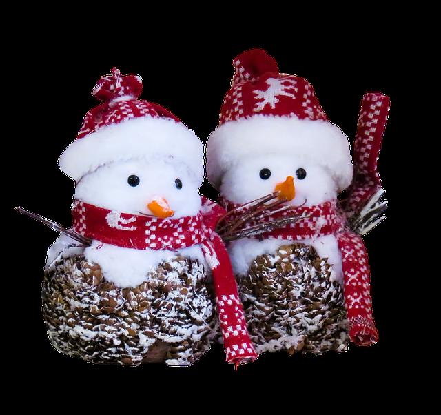 Photo gratuite bonhomme de neige isol hiver image - Photos de neige gratuites ...