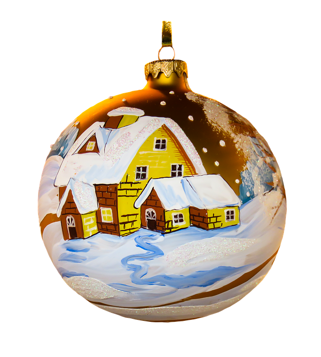Free Photo Christmas Bauble Free Image On Pixabay 1084693