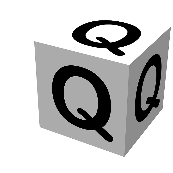 Letter Block Q   Free image on Pixabay