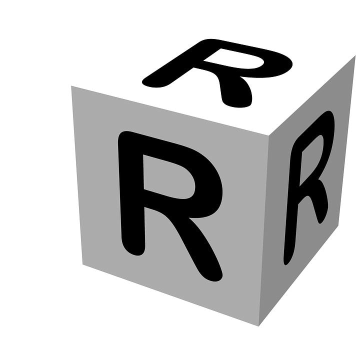 Letter Block R Free Image On Pixabay