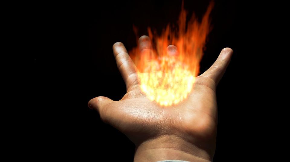 Hand Feuer Flamme · Kostenloses Bild auf Pixabay