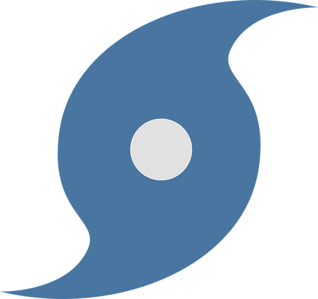 hurricane storm 183 free vector graphic on pixabay
