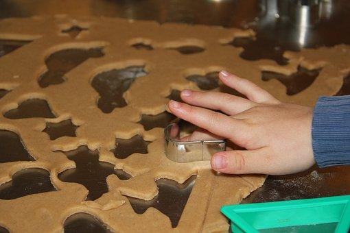 Baking Cookies, Christmas Baking