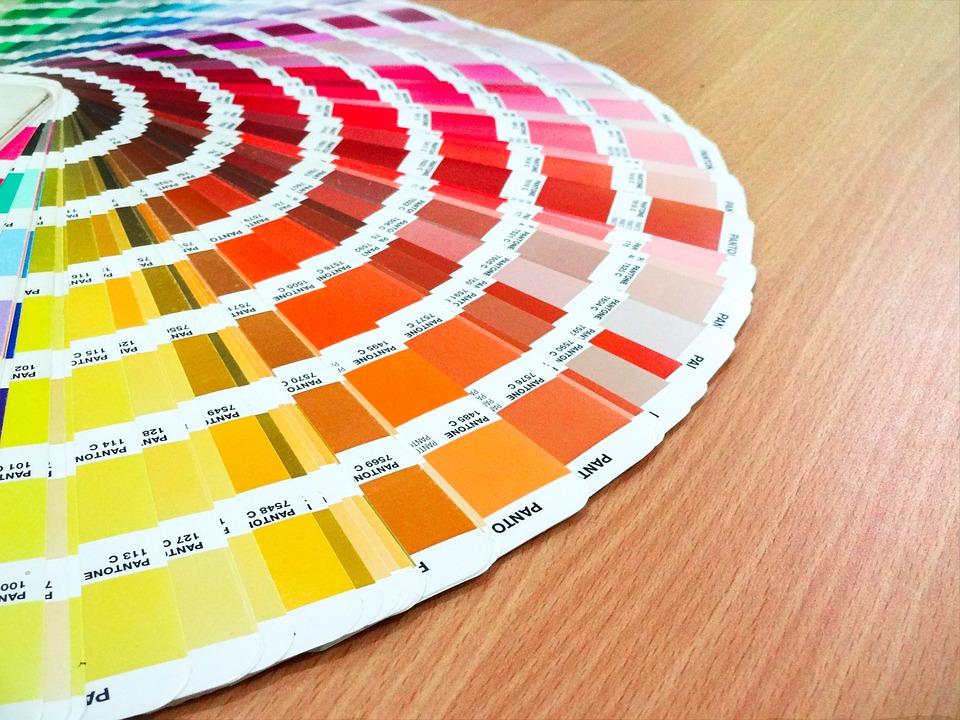 Photo gratuite pantone nuancier nuance couleurs image gratuite sur pixabay 1086724 - Nuancier de couleur gratuit ...